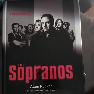 The Sapranos A family History by Allen Rucker
